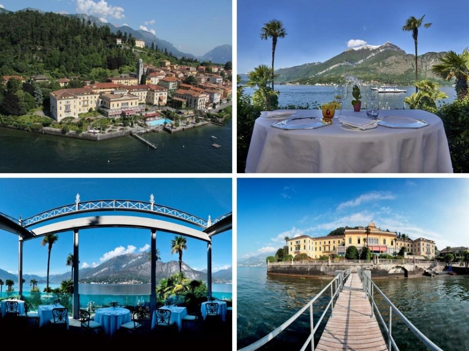 hotele nad jeziorem Como