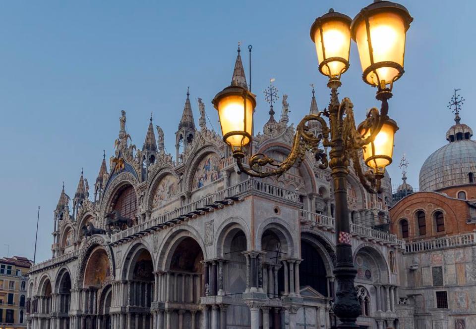 Wenecja zwiedzanie