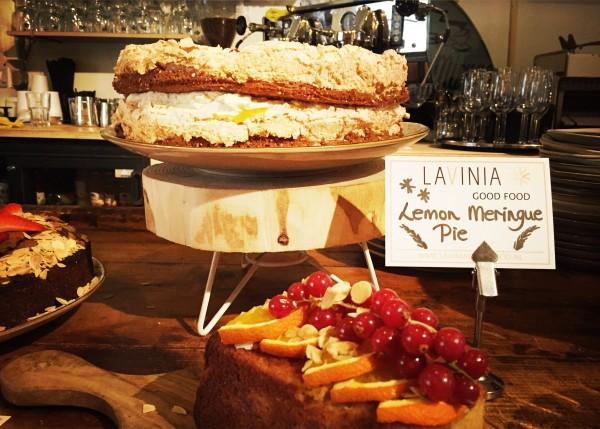 Lavinia Goodfood lunch hotspot centrum Amsterdam