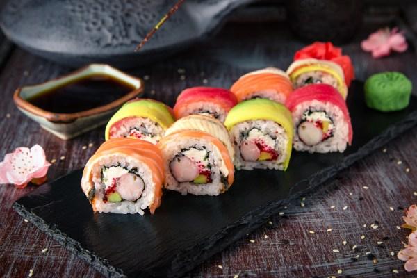 Beste Sushi van Amsterdam