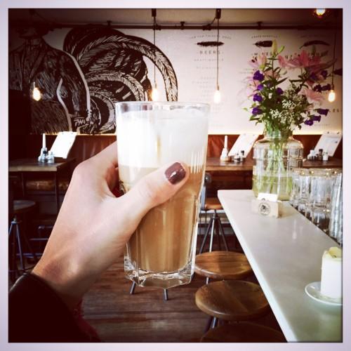 Leukste koffie tentjes in Amsterdam