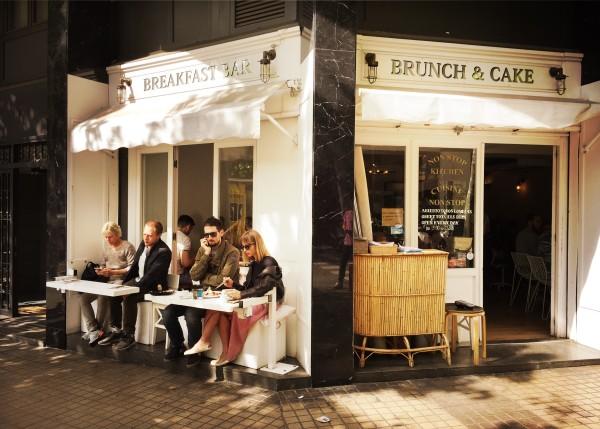Brunch en Cake Best Breakfast Barcelona