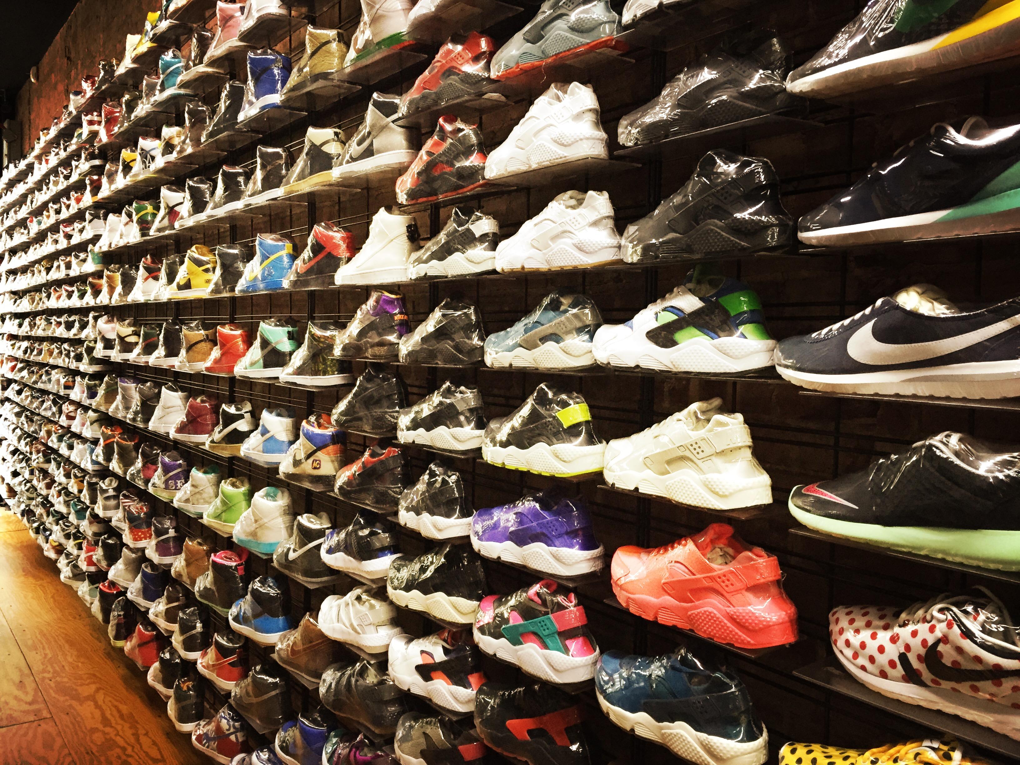 Best Sneakershops Nyc – MyTravelBoektje
