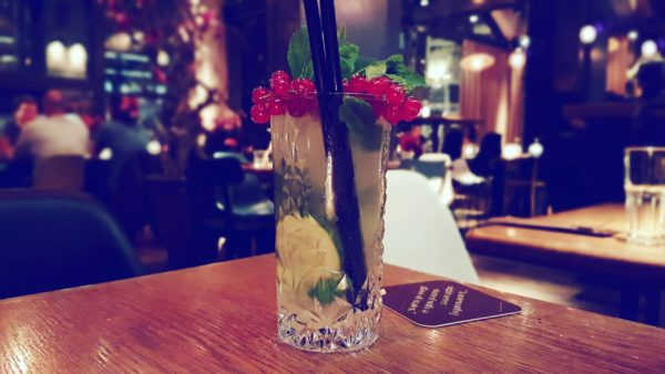 restaurants met cocktailbars amsterdam