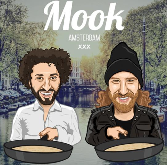 MOOK pancakes Amsterdam