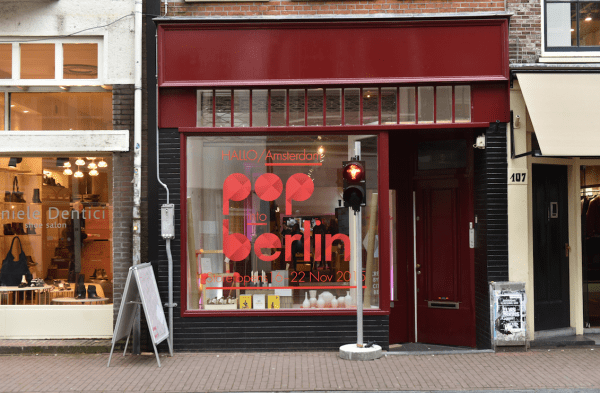 Pop into Berlin