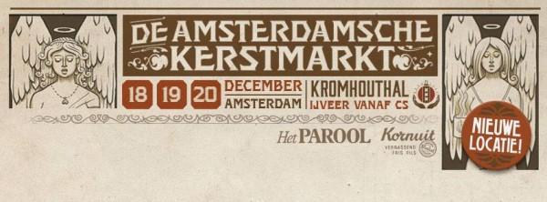 De Amsterdamsche kerstmarkt 2015