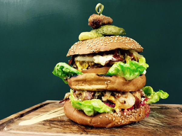 Cannibale Royale beste burger amsterdam