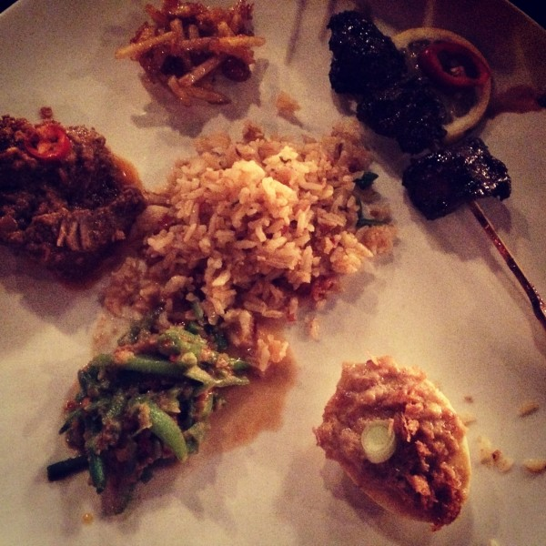 Beste Indonesische restaurants in Amsterdam