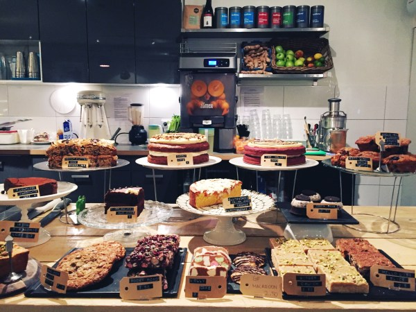 Bakers and Roasters healthy hotspot Amsterdam