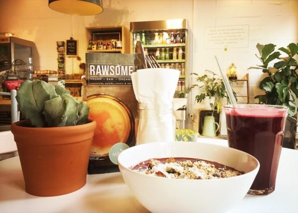Rawsome Arnhem Healthy Hotspots Acai Bowls