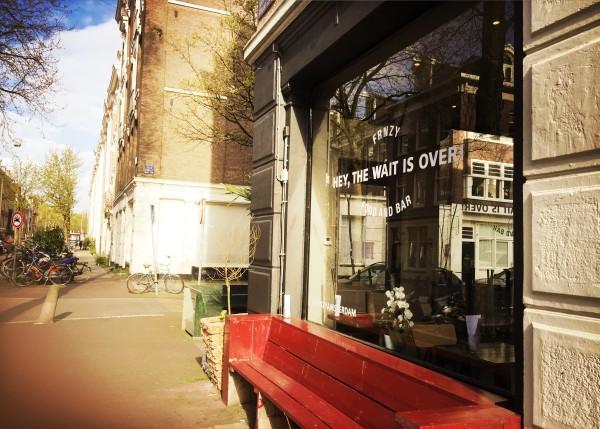 Vietnamese lunch hotspot Pijp Amsterdam