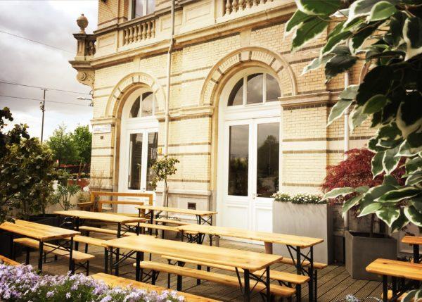 Maurice Coffee & Knits leuk lunchen Antwerpen