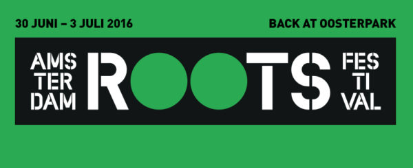 Roots Amsterdam Open Air