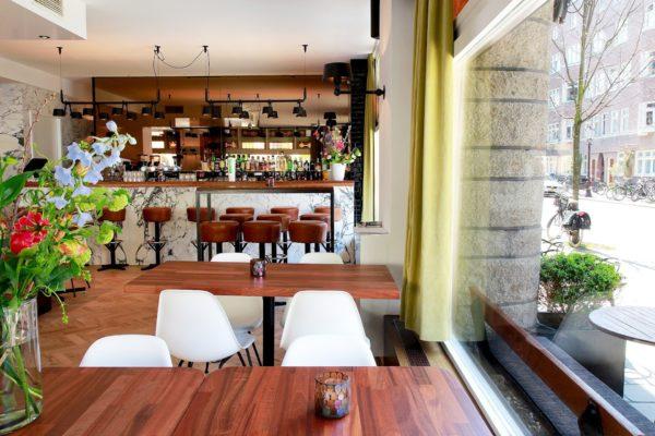 the house bar & kitchen