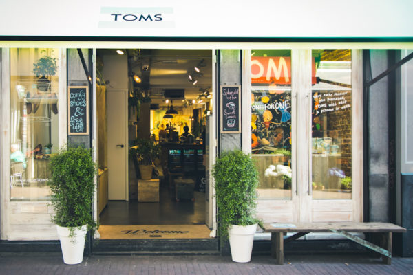 Shoppen en lunchen in de 9 straatjes