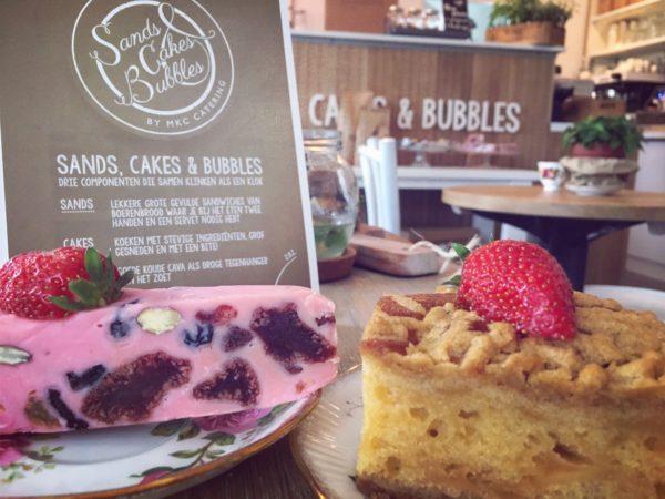 Sand's, cakes & bubbles