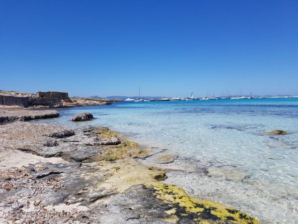 Best beaches Formentera