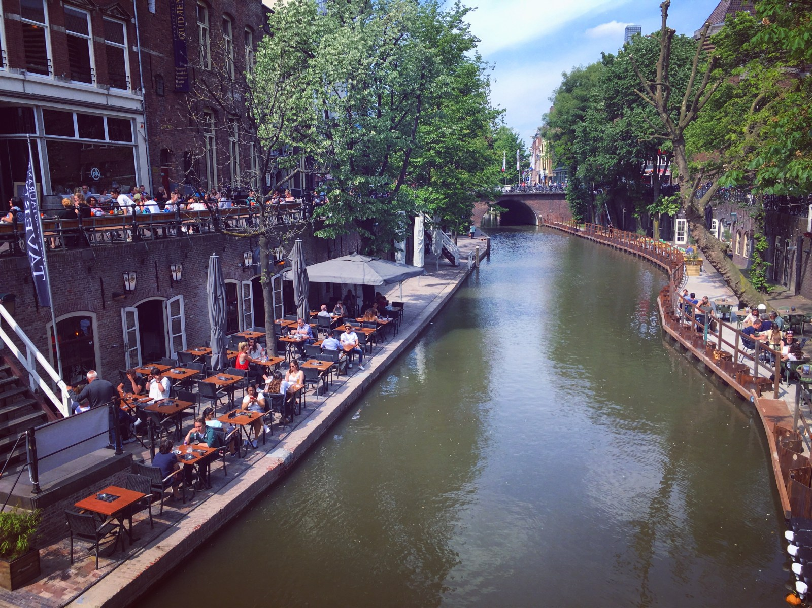 De leukste terrassen van Utrecht