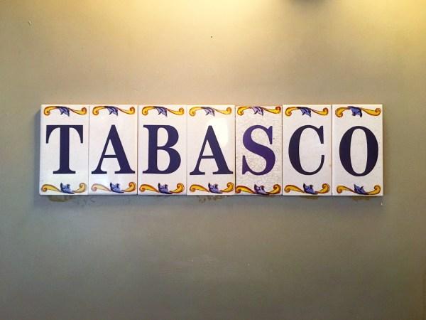 Hapjesbar Tabasco