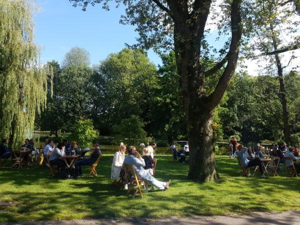 Het Amsterdamse terrassen festival