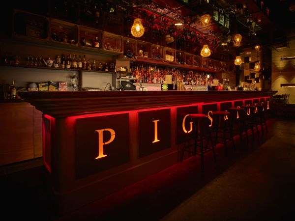 Pigs&Punch Amsterdam