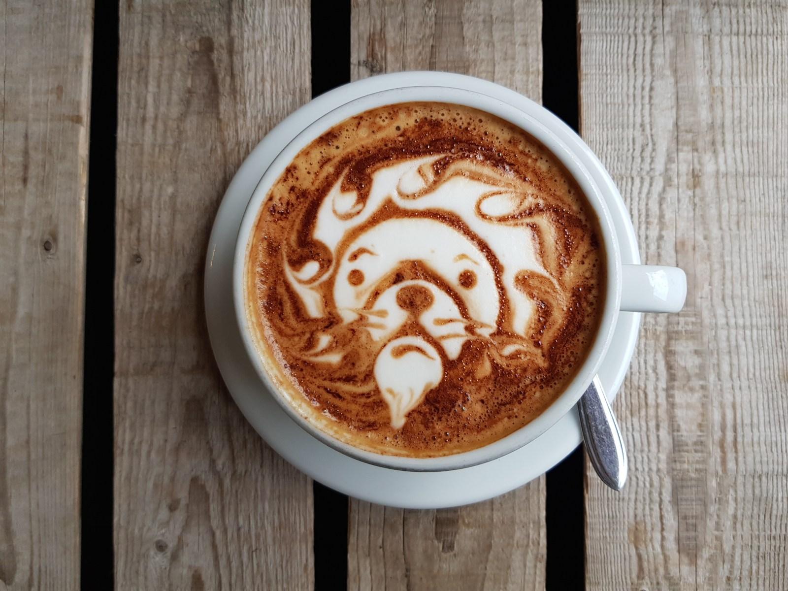 De mooiste latte art van Amsterdam