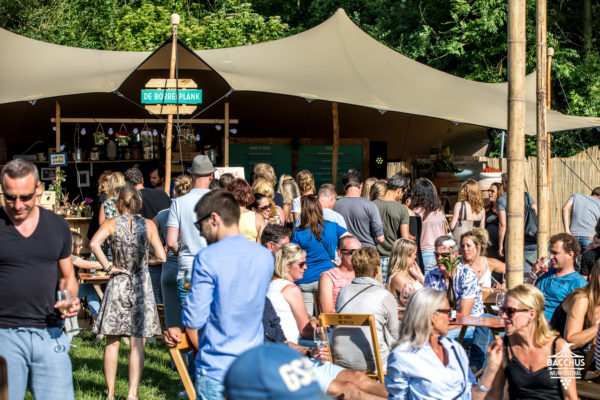 Bacchus Wijnfestival is dit jaar twee weekenden!