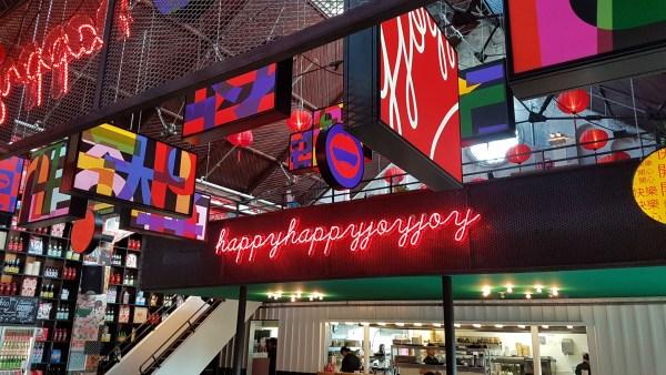 HappyHappyJoyJoy opent in De Pijp