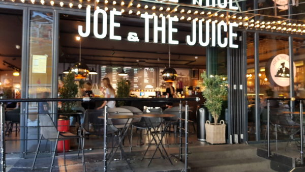 Joe and the Juice opent in De Pijp