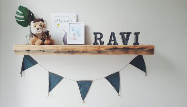 Babykamer inspiratie it's a boy