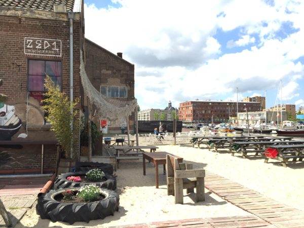 Amsterdam Roest verhuist naar Noord