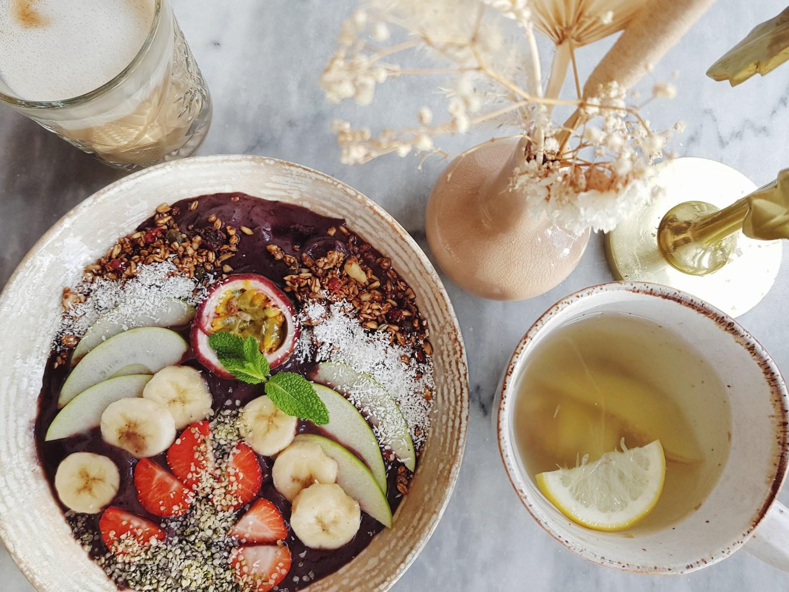 Waar eet je de lekkerste Acai Bowls?