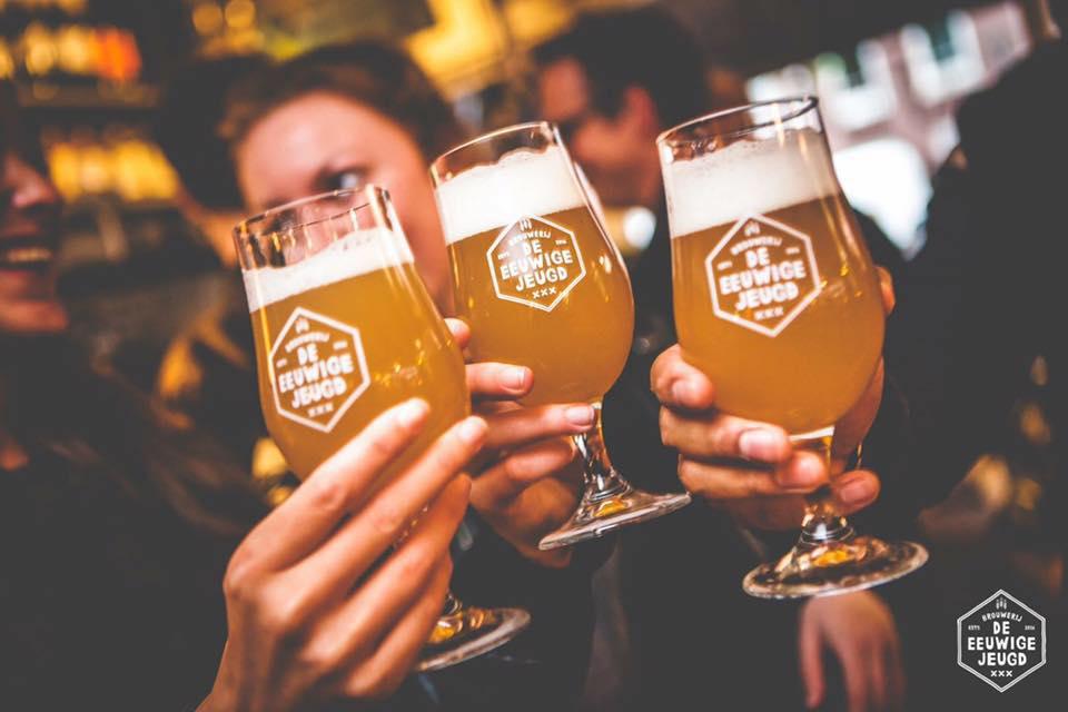 Brouwerij De Eeuwige Jeugd opent in Amsterdam Oost