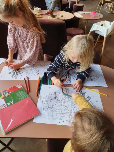 Kidsproof hotspot Amsterdam