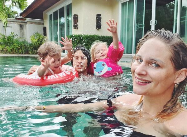 Met kinderen naar Thailand