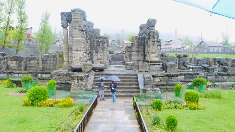avantipura ruins