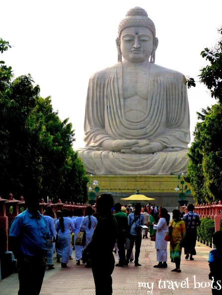 great buddha Bodh Gaya