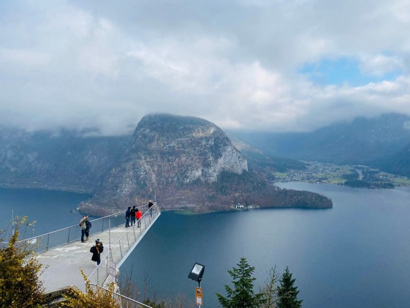 skywalk hallstatt