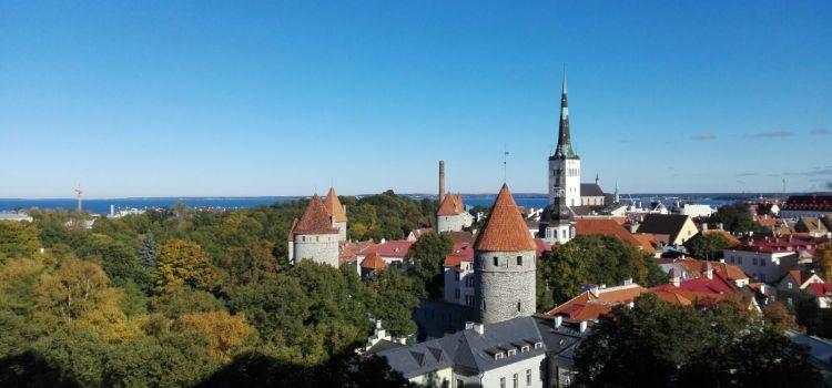 Verrassende stedentrip naar Tallinn