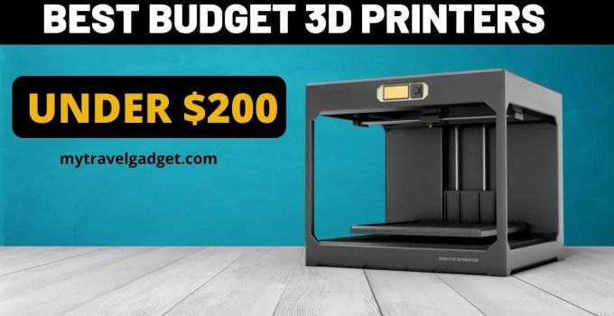 best 3d printers under 200 dollars
