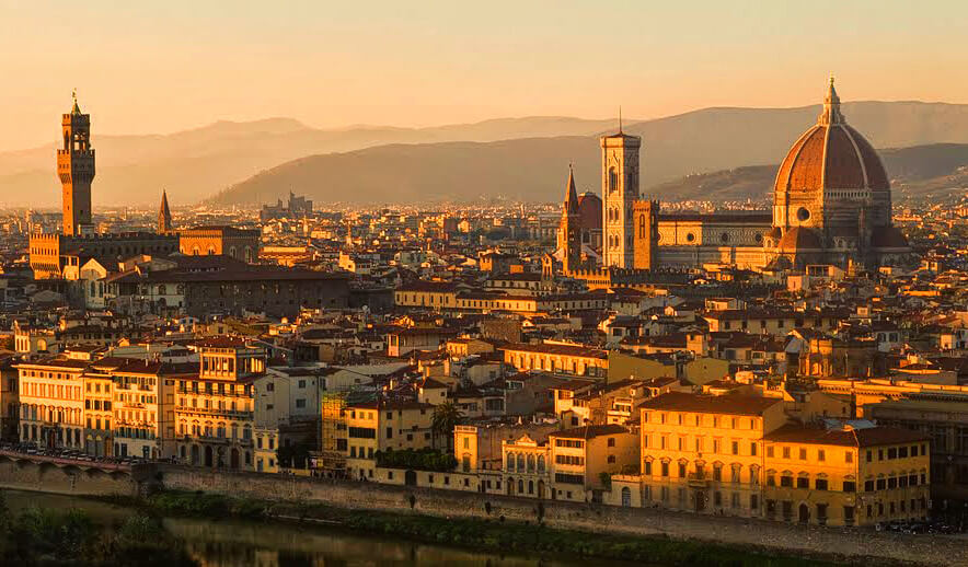 Florence best known places in tuscany