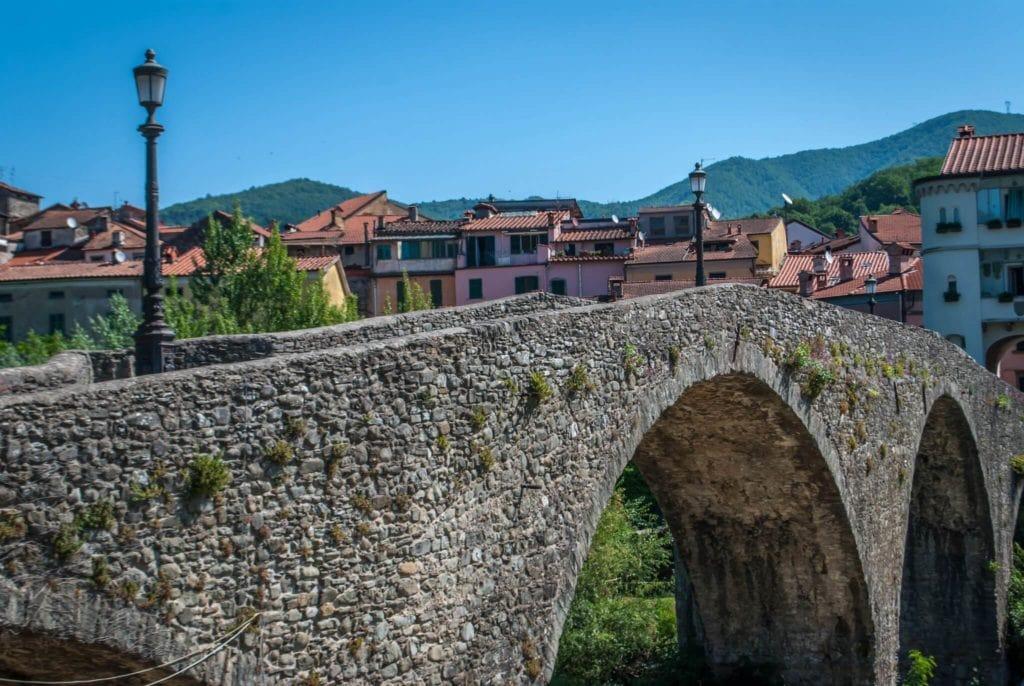 Pontremoli Bridge