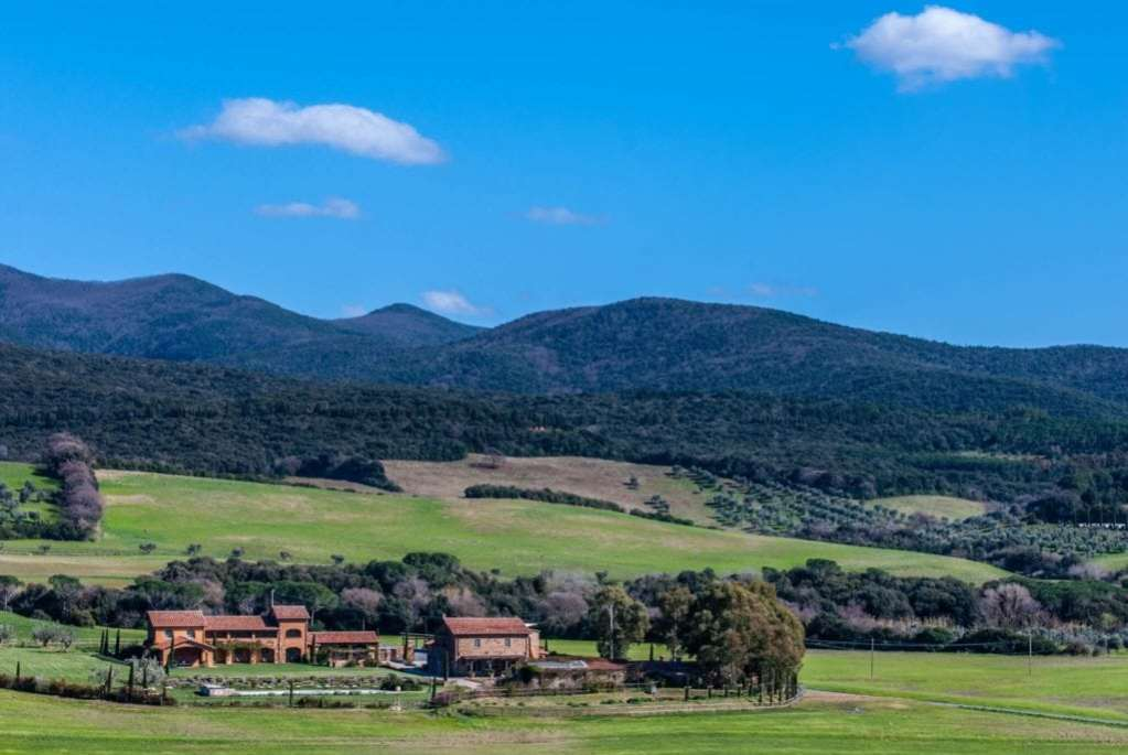 Agriturismo in Tuscany