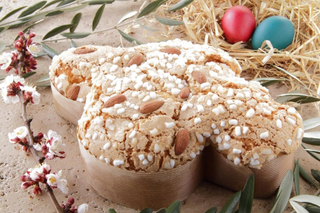 Easter' Colomba Pasquale
