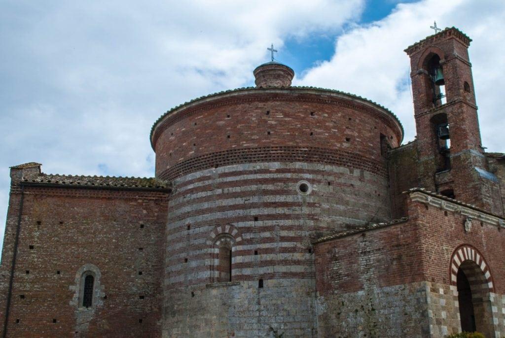 The Rotonda San Galgano Tuscany