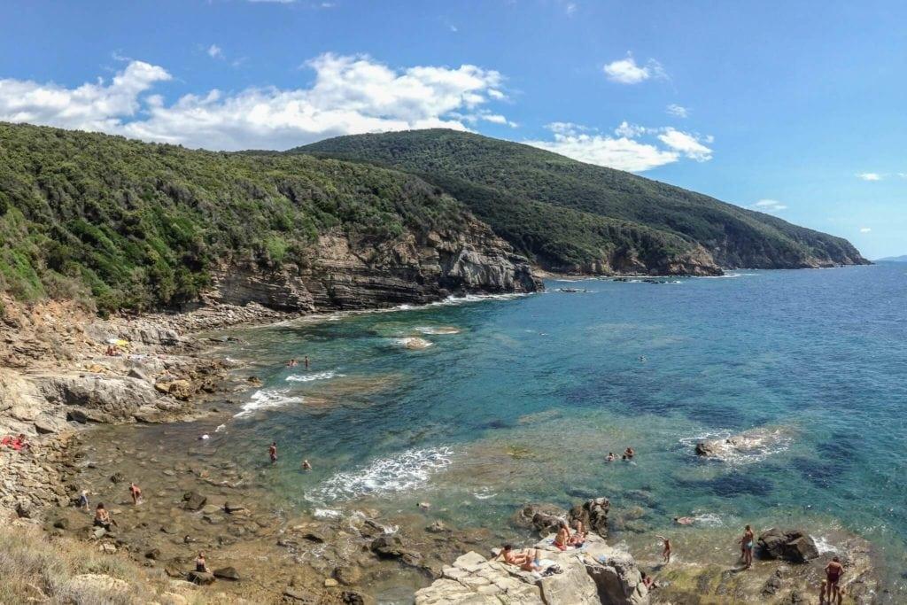Buca delle Fate Etruscan Coast Tuscany-2