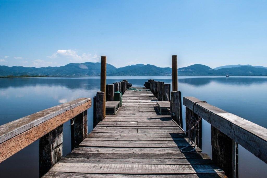 Massaciuccoli lake tuscany