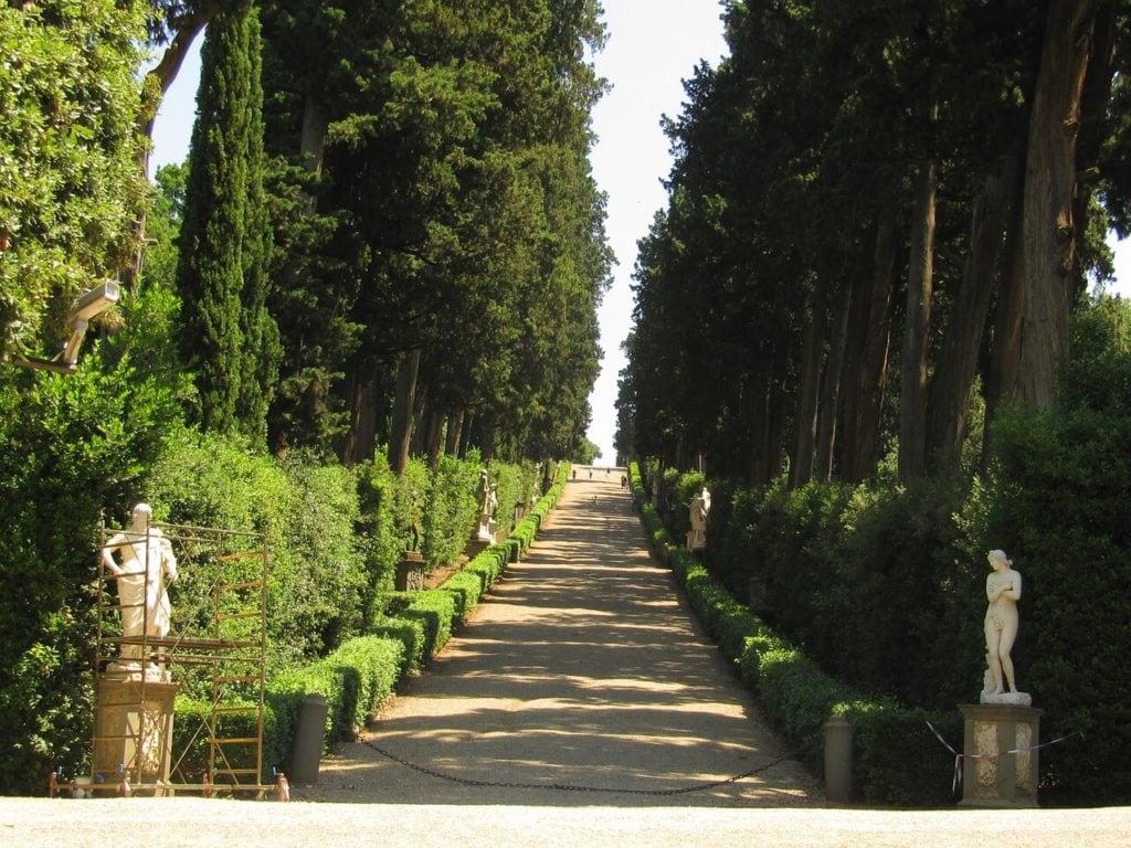 Boboli Gardens Florence Tuscany