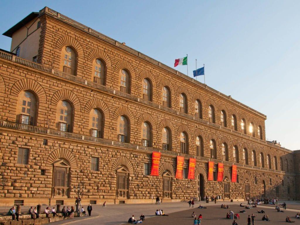 Palazzo Pitti Florence